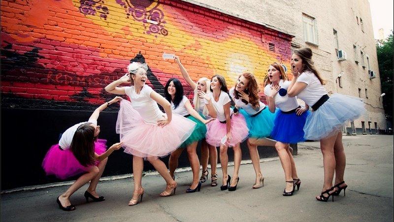 Конкурсы для невесты девичник