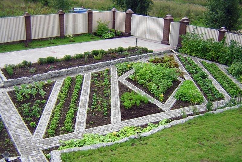 Как своими руками сделать огород красивым своими руками фото 6