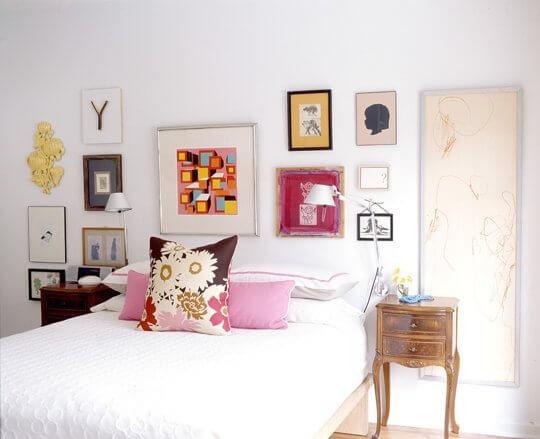 Как сделать декор для спальни своими руками 24