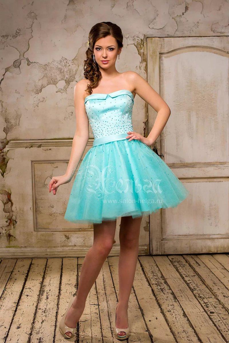 Пышное платье для девушки