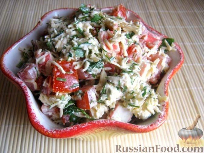 Легкие праздничные салаты рецепты с простые и вкусные и недорогие