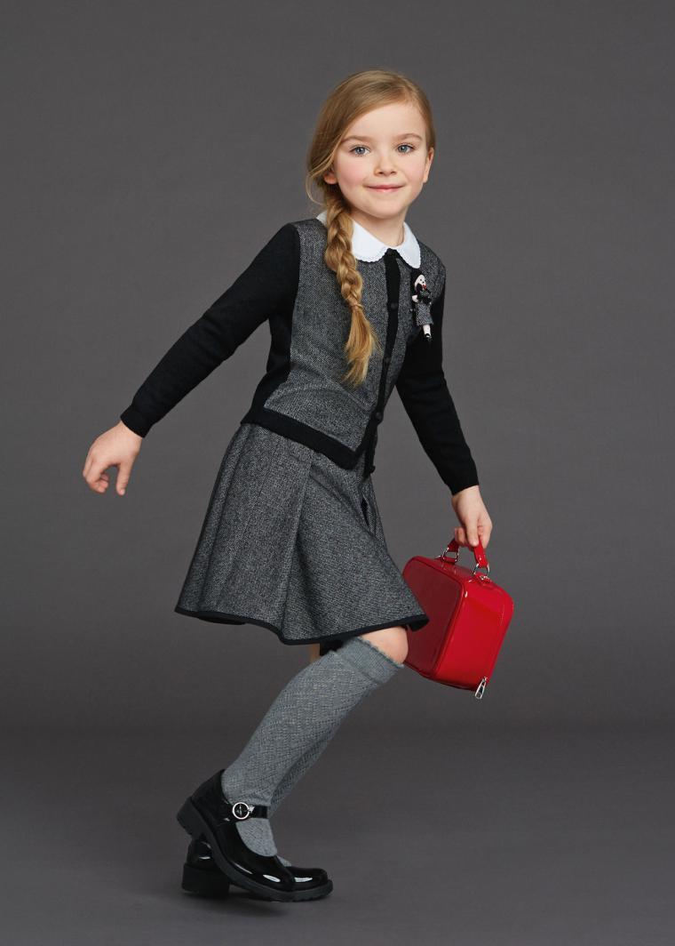 Школьная мода для детей фото