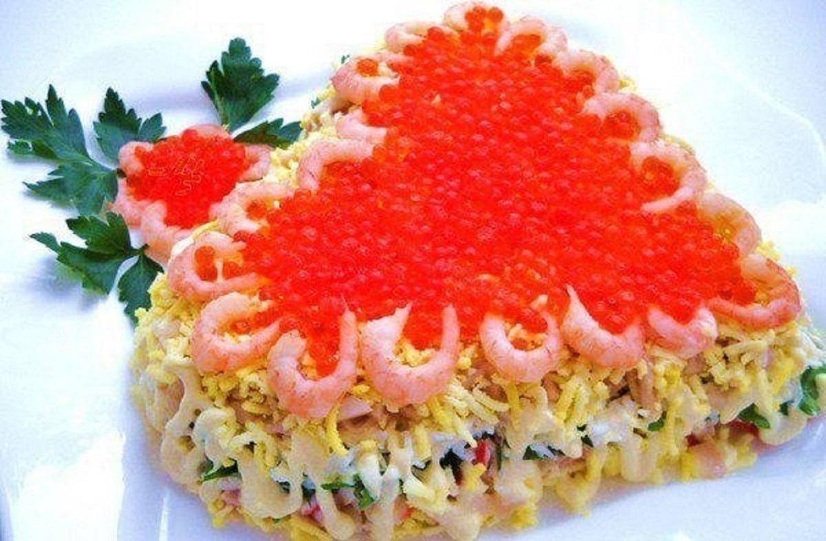 Топ самых вкусных салатов на праздничный стол 173
