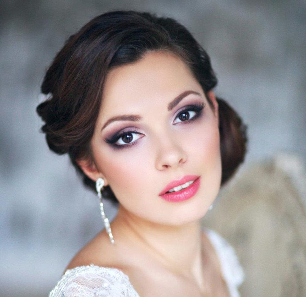 Самые красивые макияжи для невесты фото