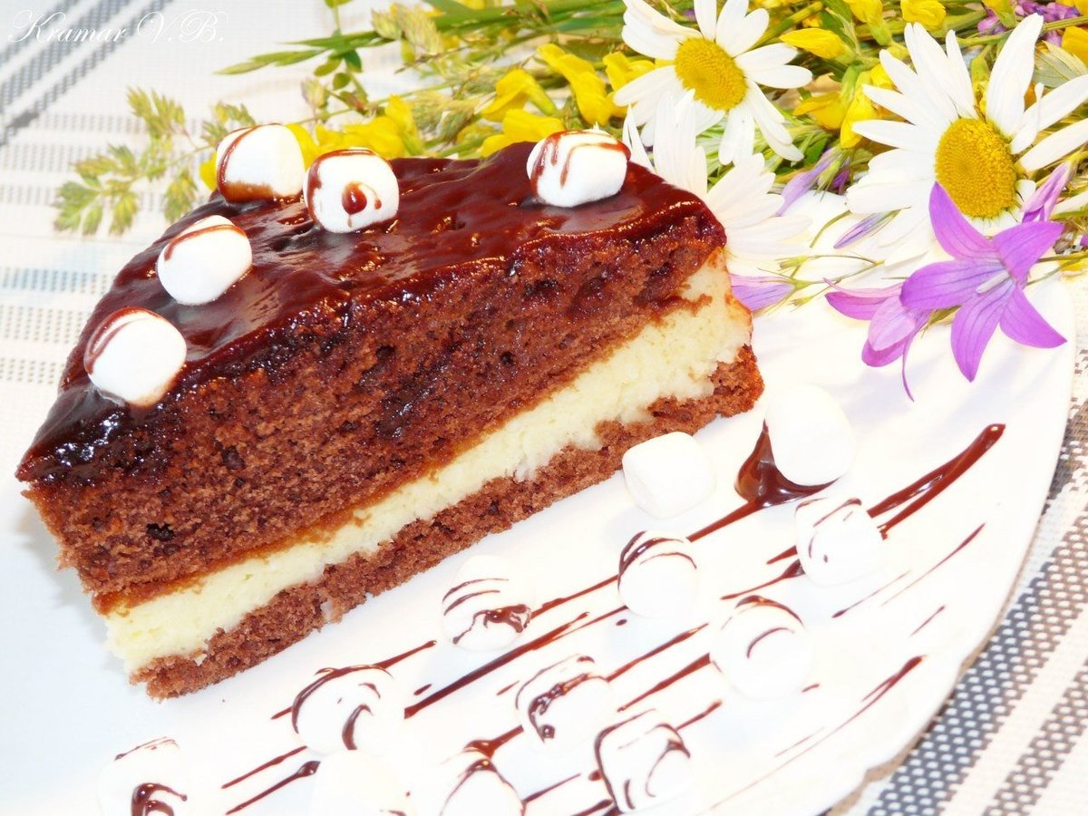 Торт улыбка рецепт с фото