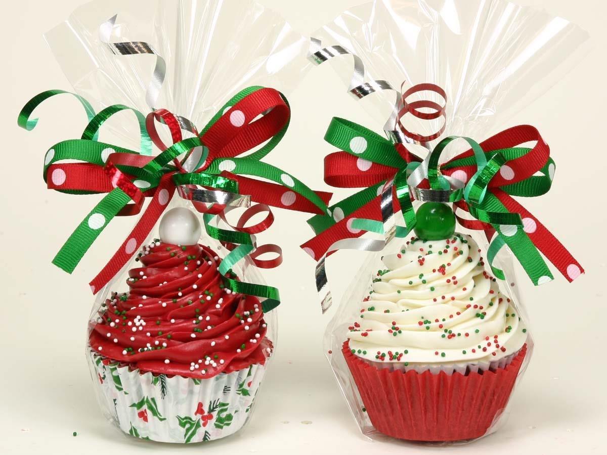 Новогодний сладкий подарок своими руками