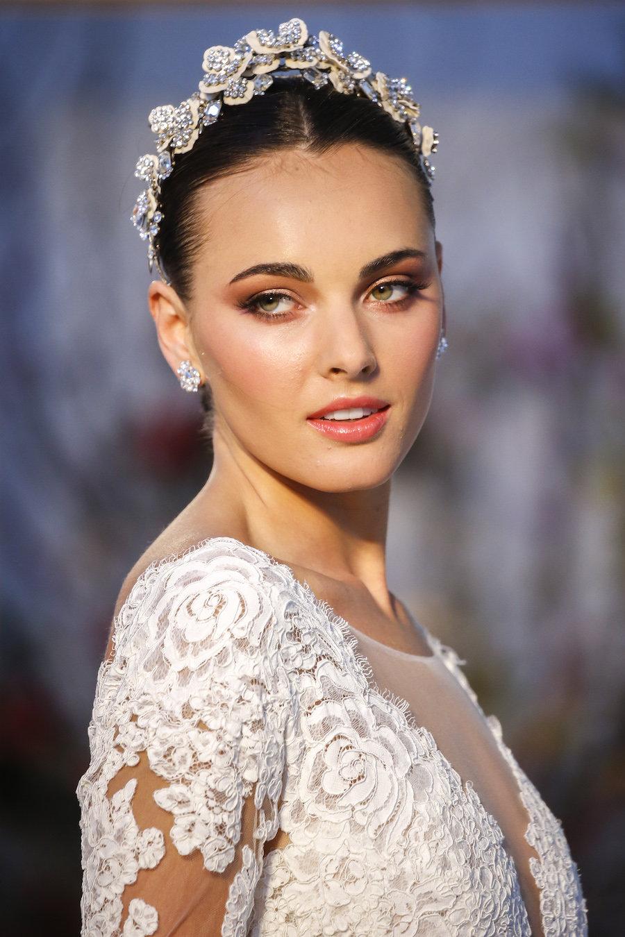 Свадебные тенденции в макияже