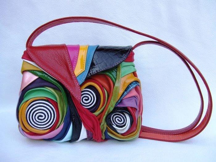 Креатив своими руками сумка 7