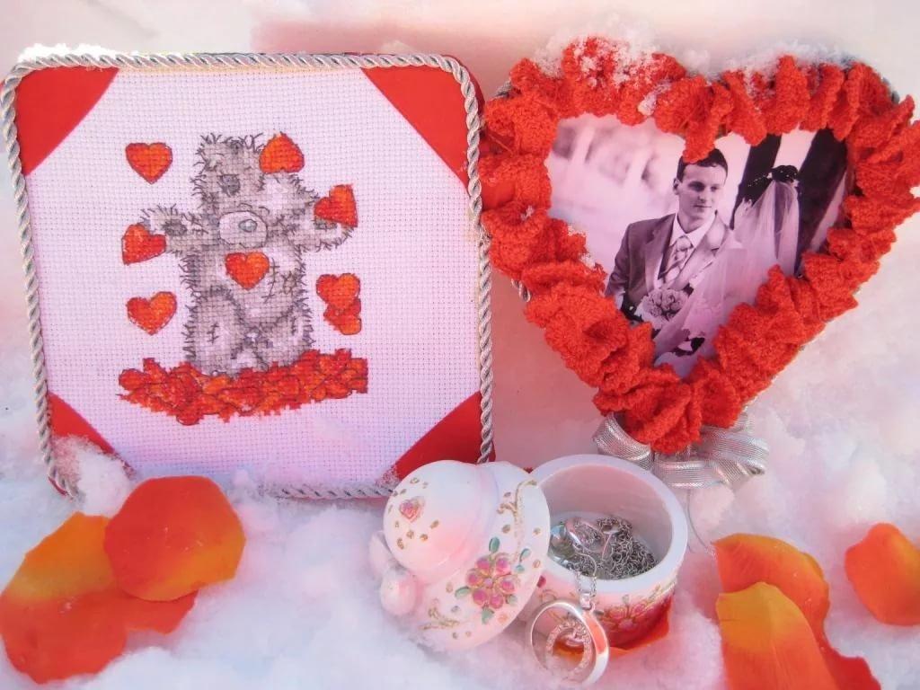 Сюрпризы своими руками к дню валентина 6