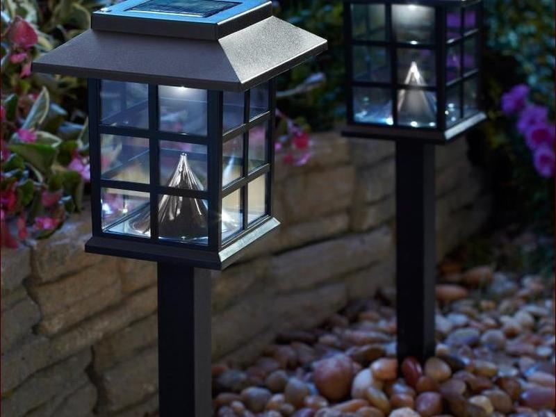 Светильники для улицы своими руками 57