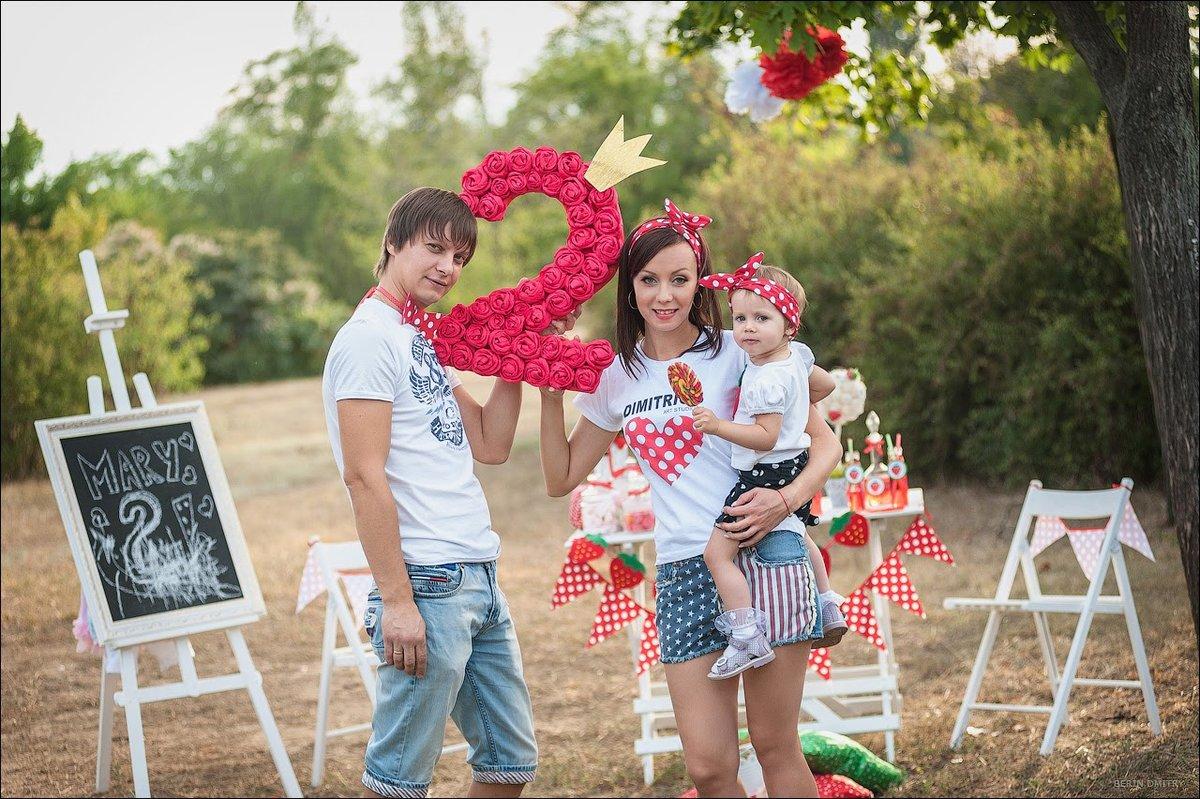 Где устроить семейную фотосессию