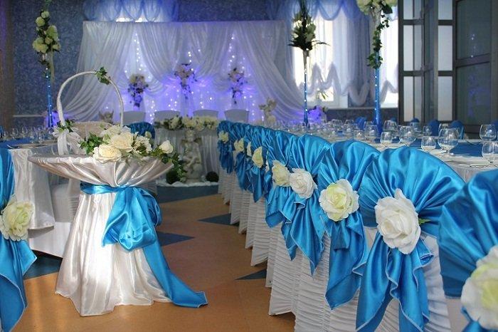 Куплю украшения на свадьбу в зал