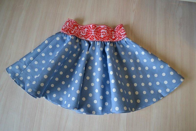 Сшить юбку детскую фото 52