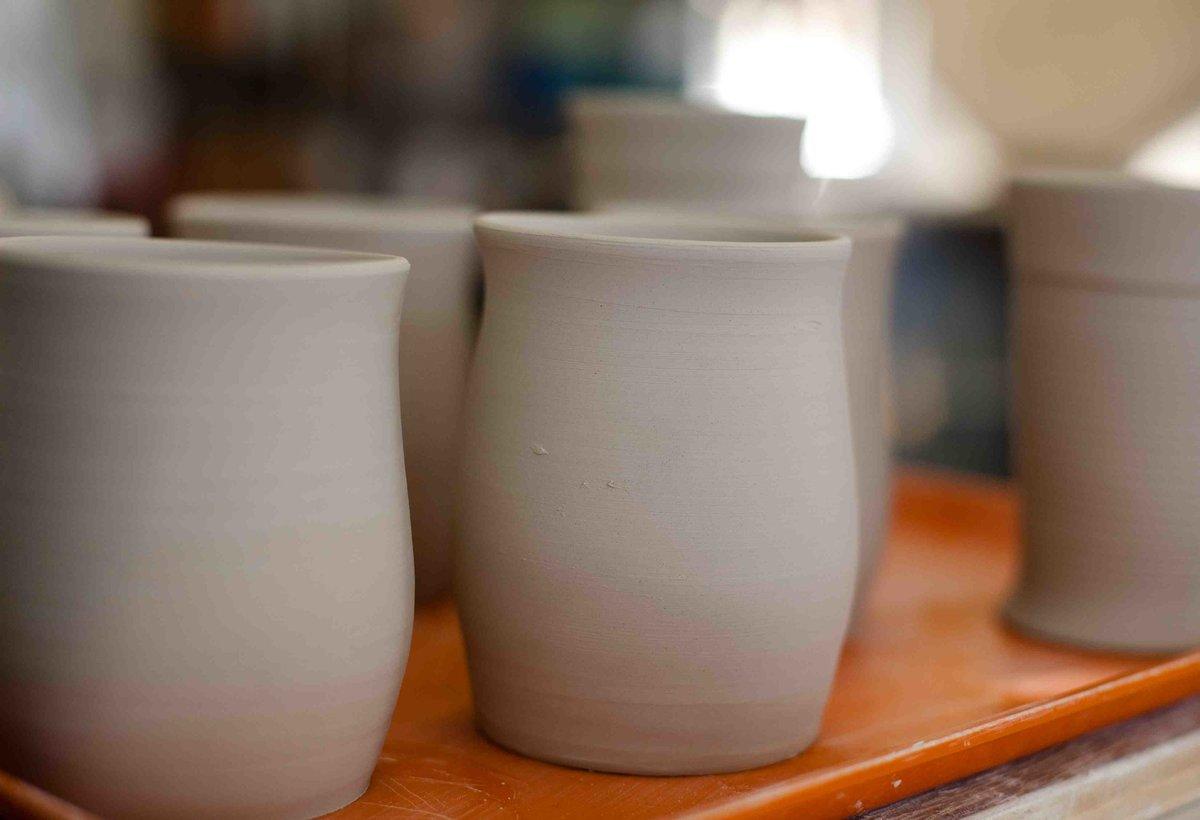 Сделать керамическую посуду своими руками