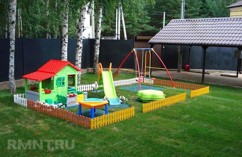 Детские постройки