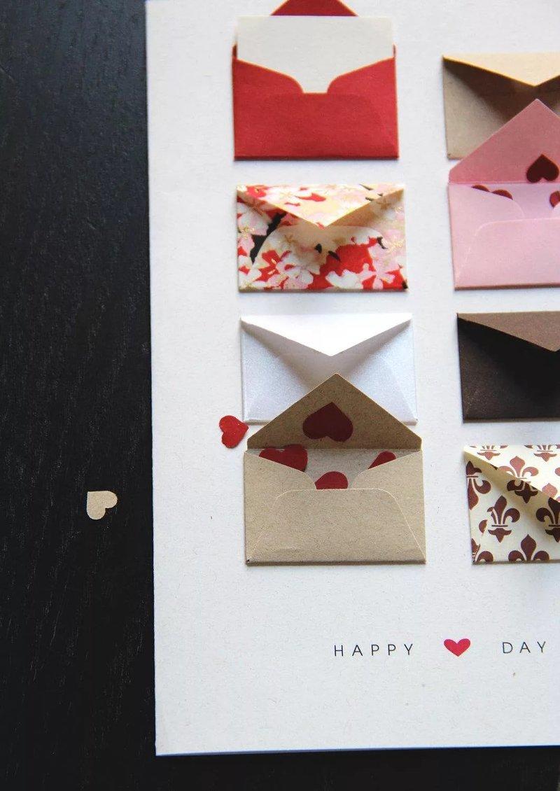 Подарок любимому своим руками из бумаги
