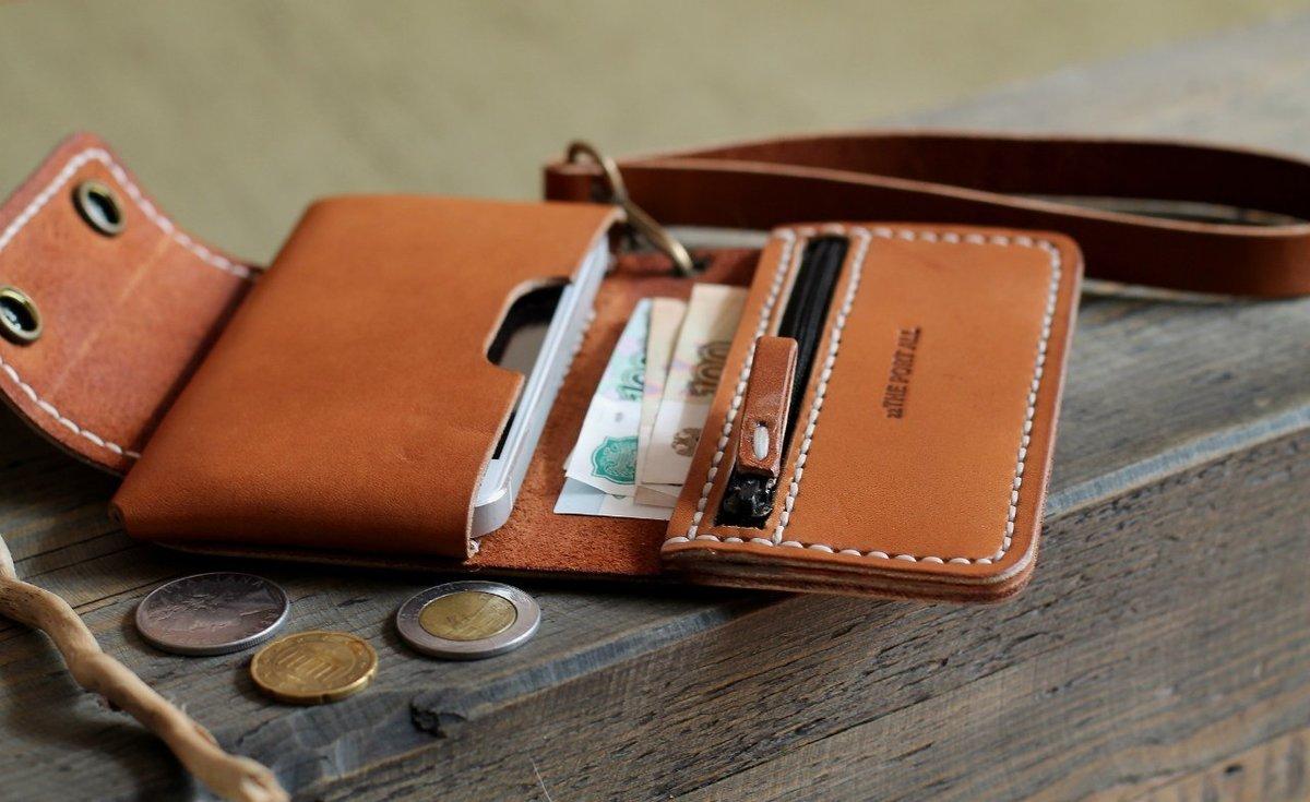 Кожаные портмоне своими руками фото 97