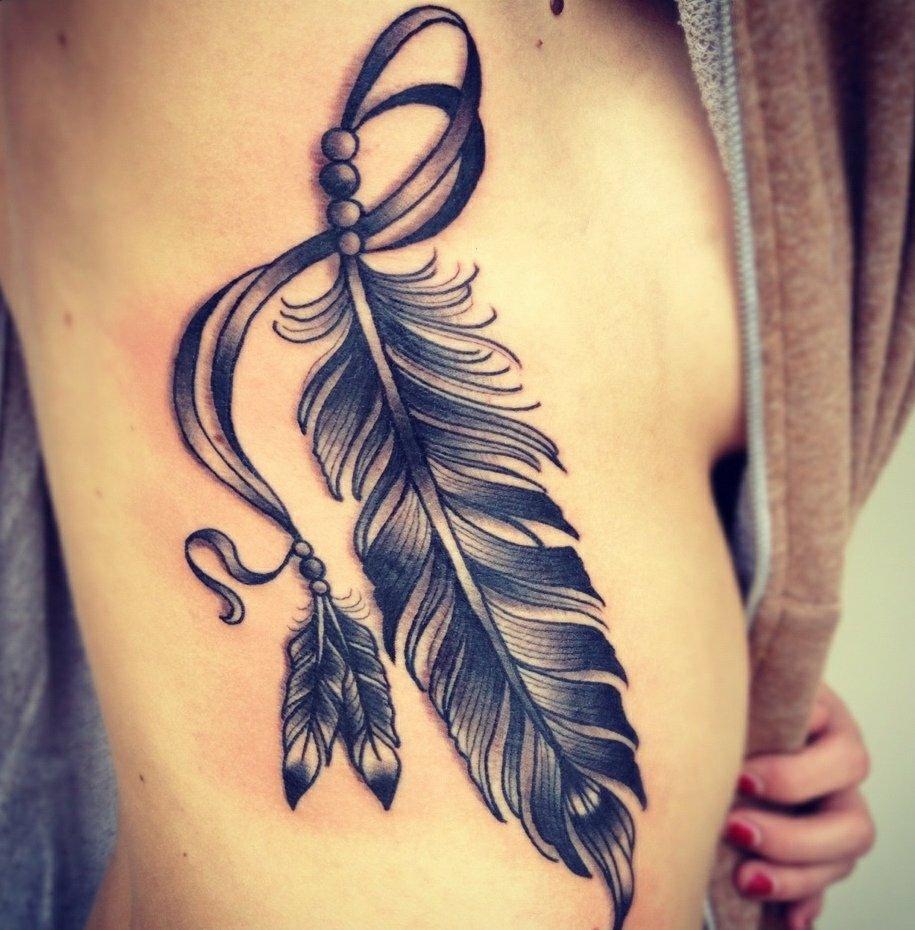 Значение татуировок «Перо»