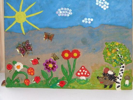 Детские рисунки про лето своими руками 51