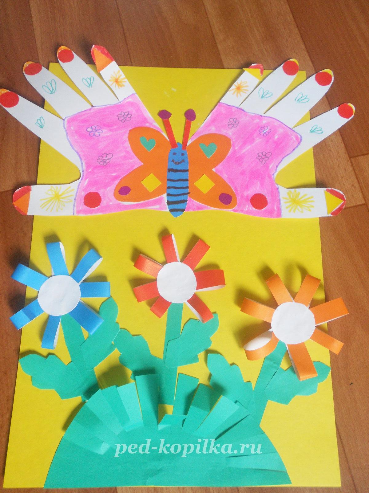 Поделка своими руками для детского сада детям 3 лет