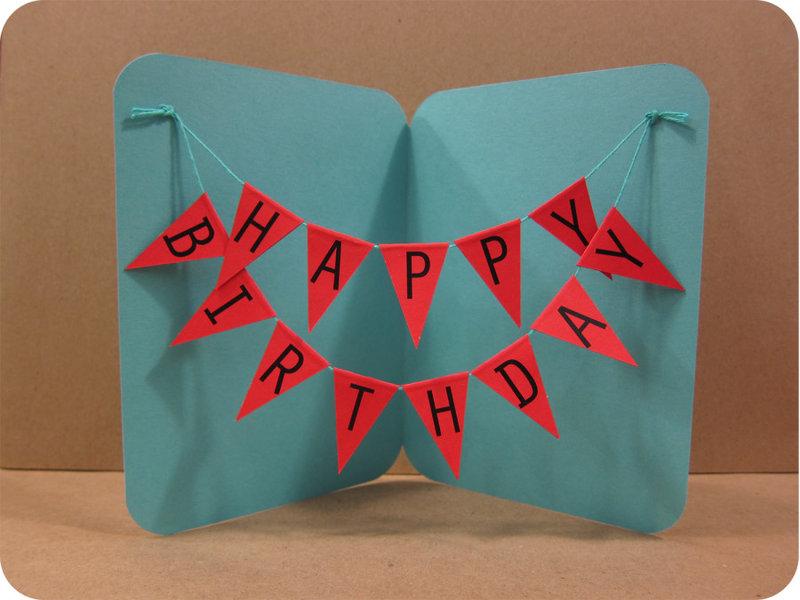 Идеи открытки на день рождения бабушке своими руками