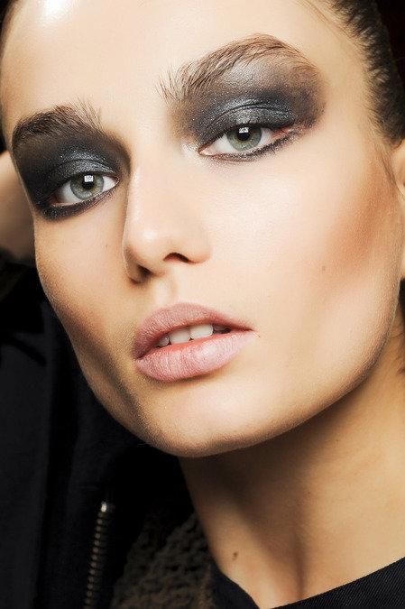 Стиль гранж в макияже
