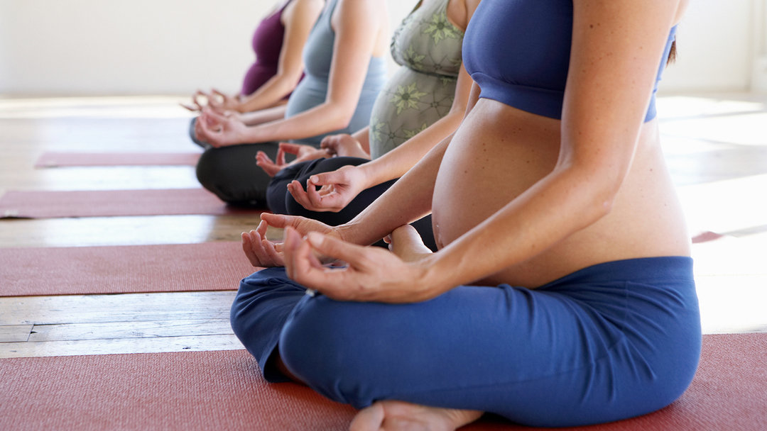 Гимнастика для беременных 20 недель 39