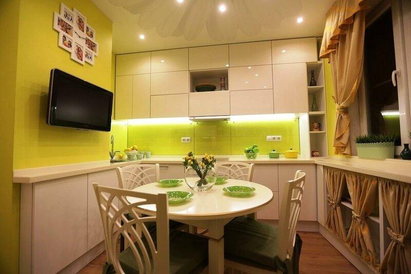 Простые кухни интерьеры фото