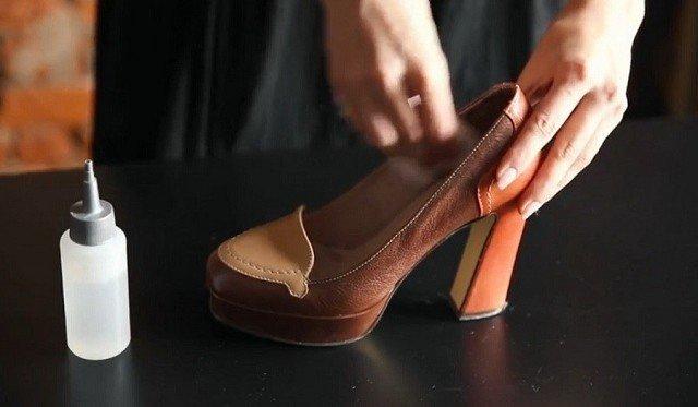 Как растянуть обувь в домашних условиях новую