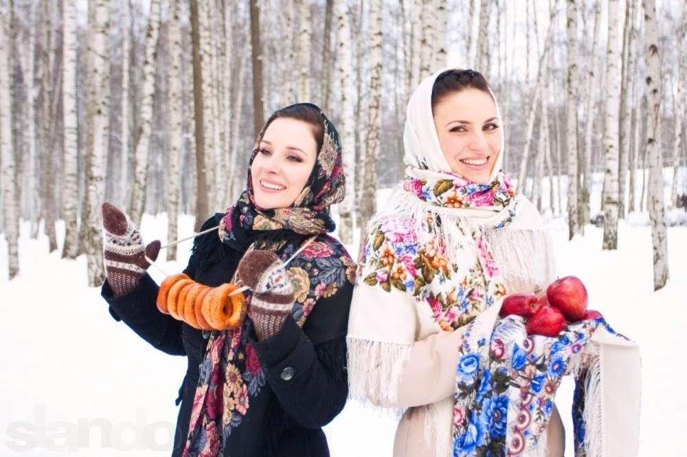 Деревенские девчата гостеприимны и без одежды  275759
