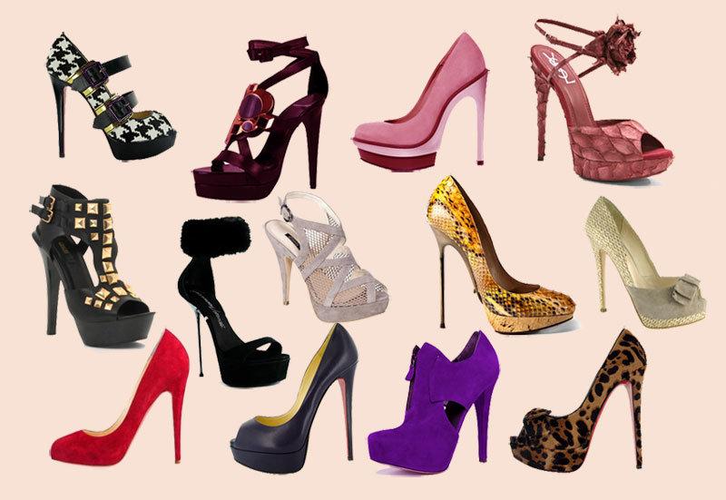 Обувь одежда для женщин модная