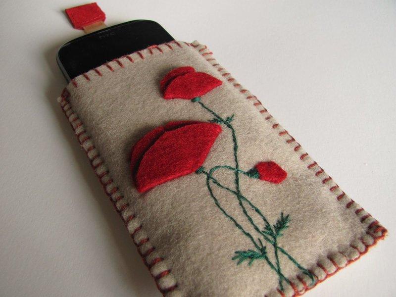 Чехол для телефона из фетра своими руками картинки