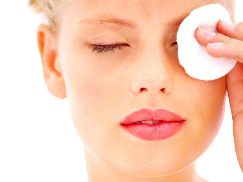 Снятие макияжа с лица отзывы