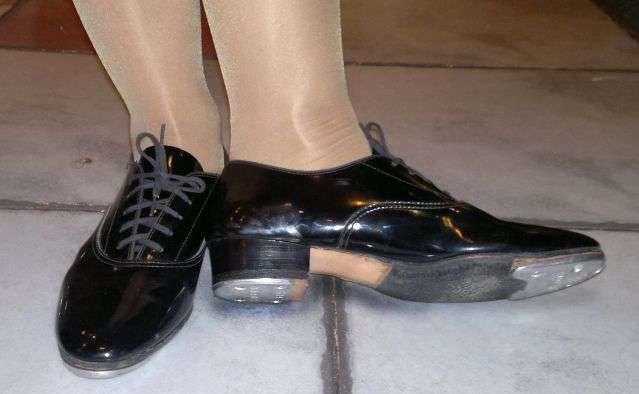 Обувь для стэпа своими руками