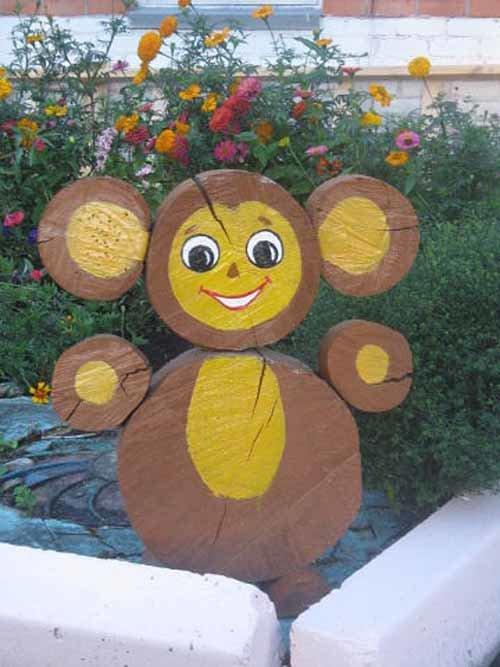 Поделки своими руками из дерева в детском саду