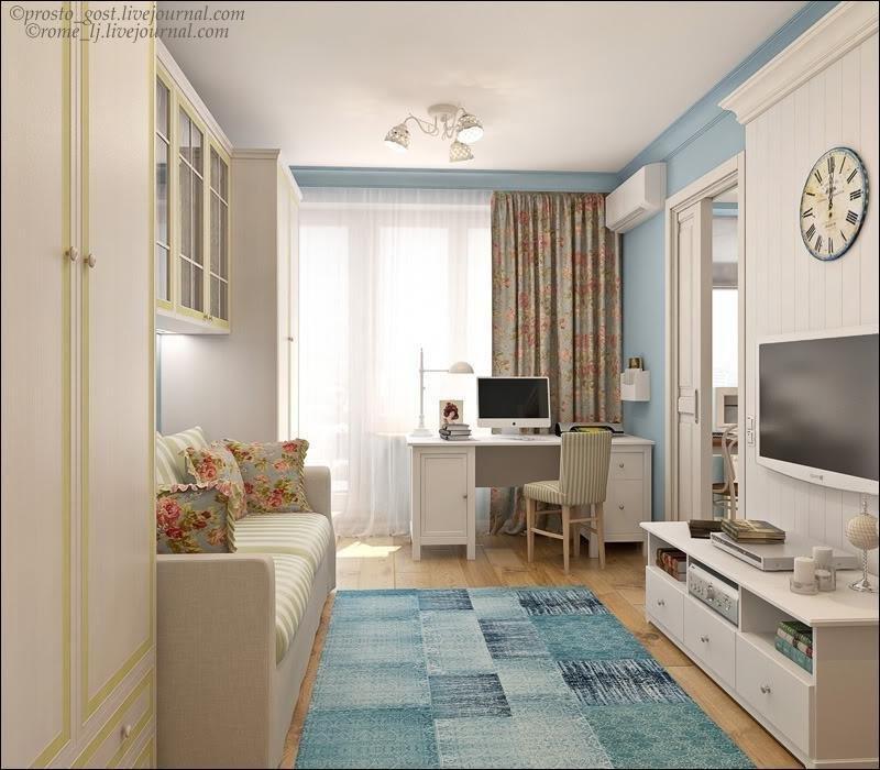 Дизайн хрущевки 3 комнаты