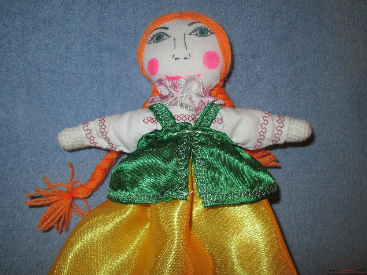 Куклы своими руками, подборка мастер классов 84