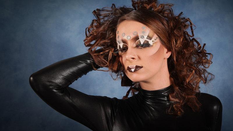 Ева широкова макияж
