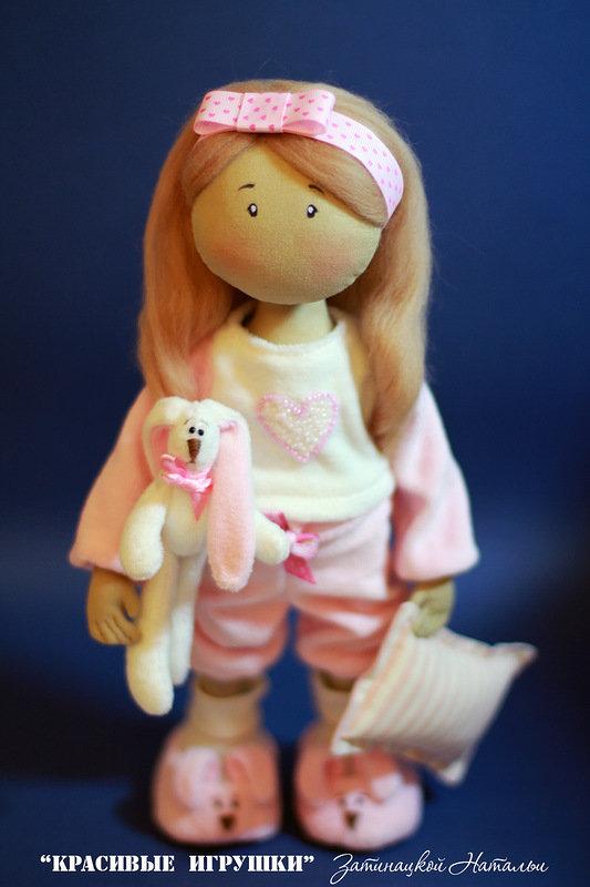Кукла большая сшитая своими руками