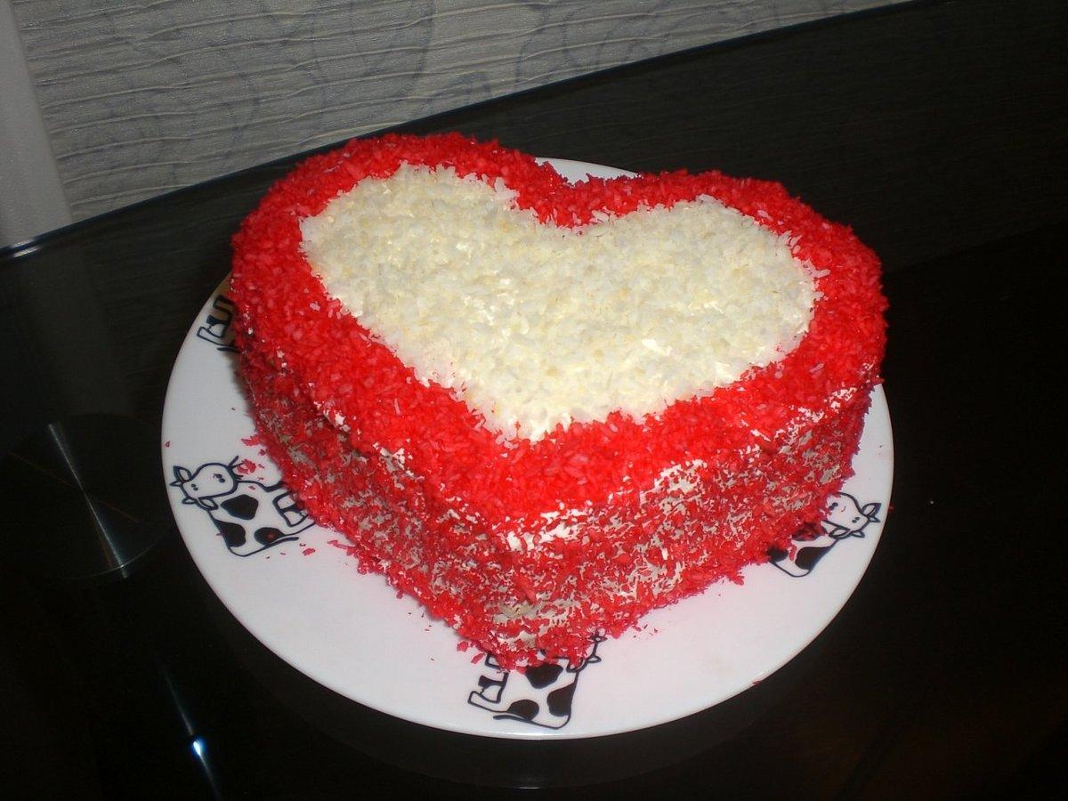 Украсить торт любимому своими руками 33