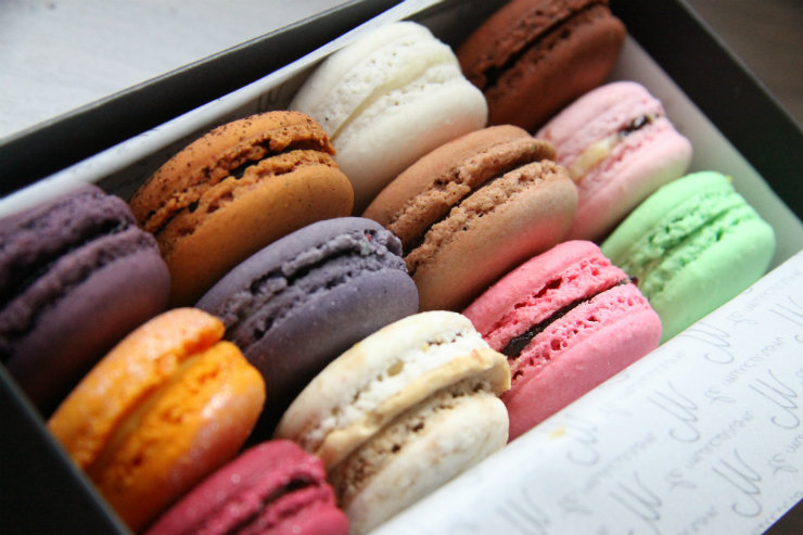 309Макарон рецепт печенье