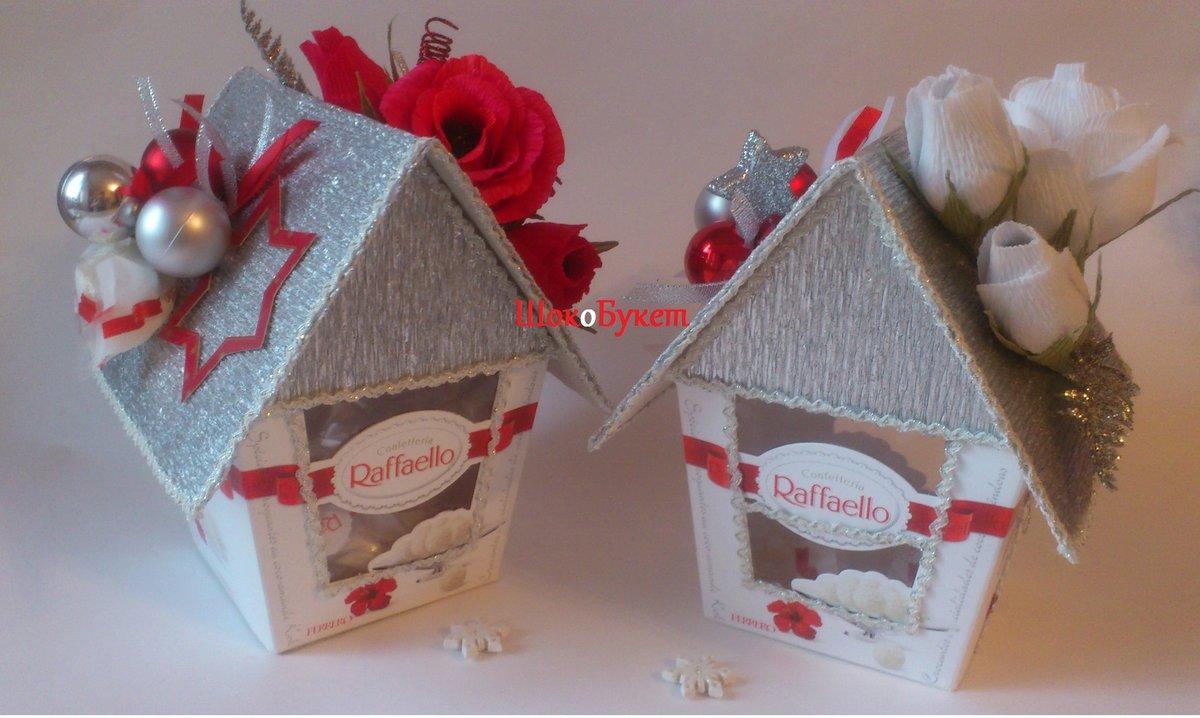 Подарок своими руками из коробки из под конфет своими руками