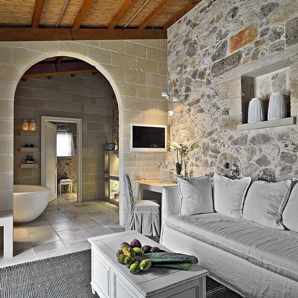 Дома в италии фото интерьер