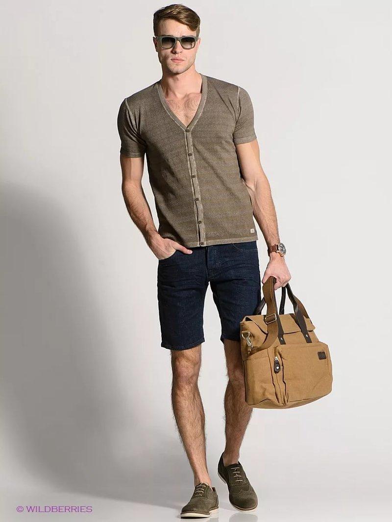 Летний вариант одежды для мужчины