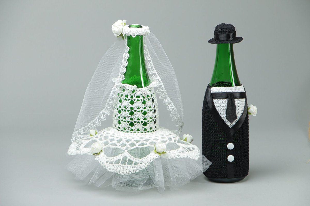 Фото украшения свадебных 44