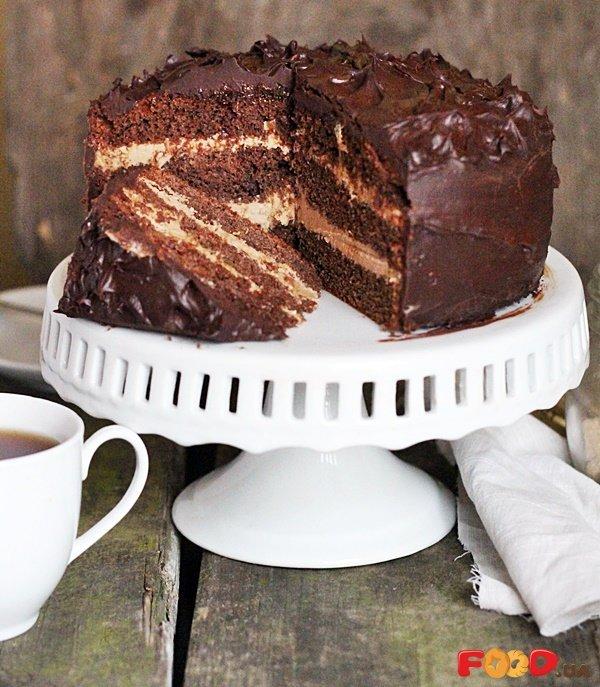 Торт прага легкийы