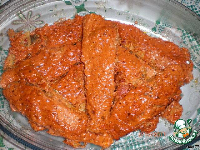 Рецепт приготовления хека в фольге