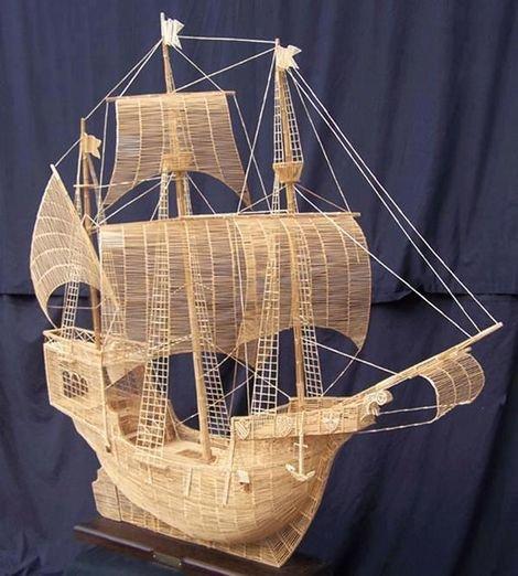Корабли своими руками дома 339