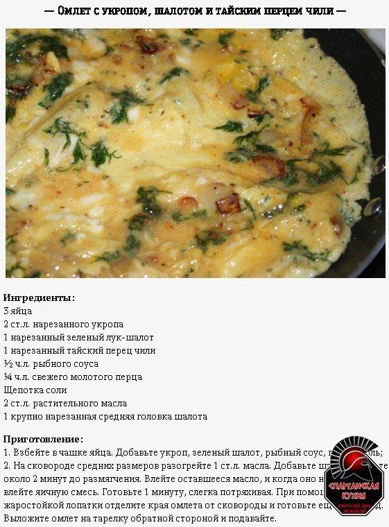 Как правильно сделать омлет из яиц и молока на сковороде рецепт с