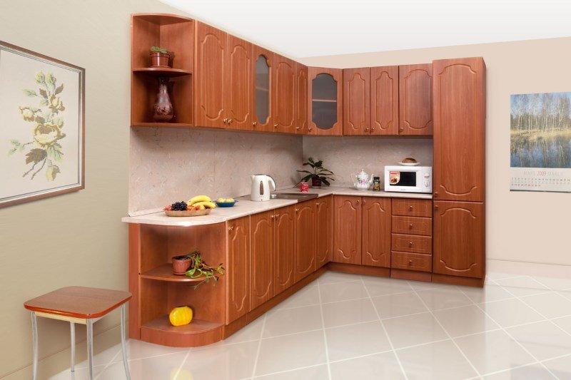 Кухни угловые своими руками